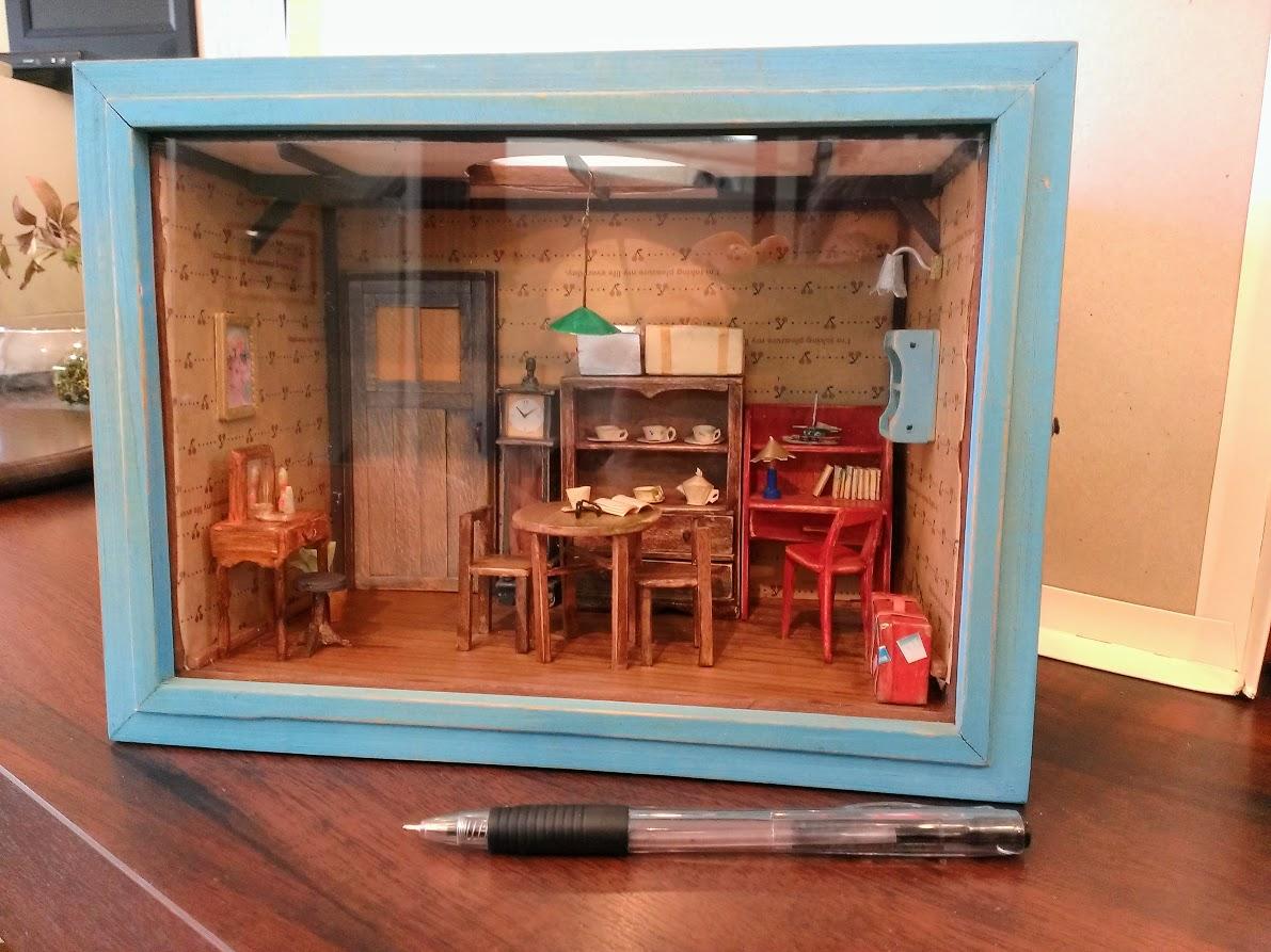 ドールハウス ミニュチュア家具