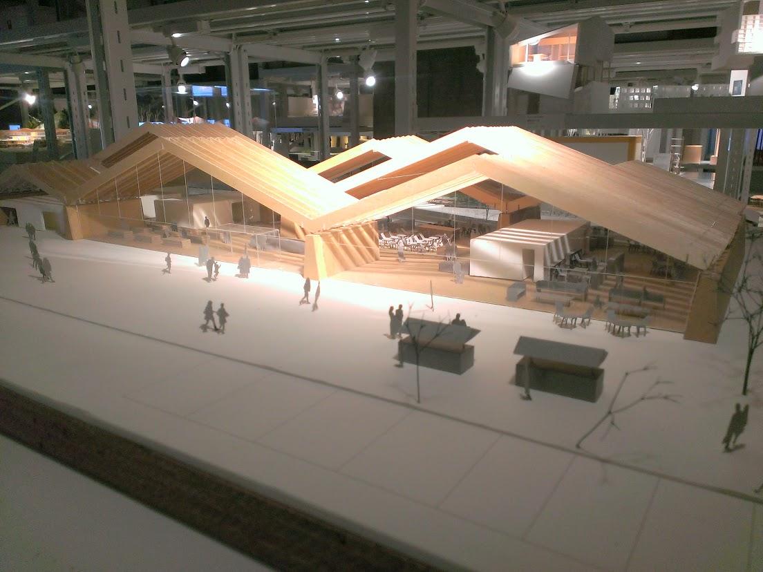 ミュージアム 建築倉庫