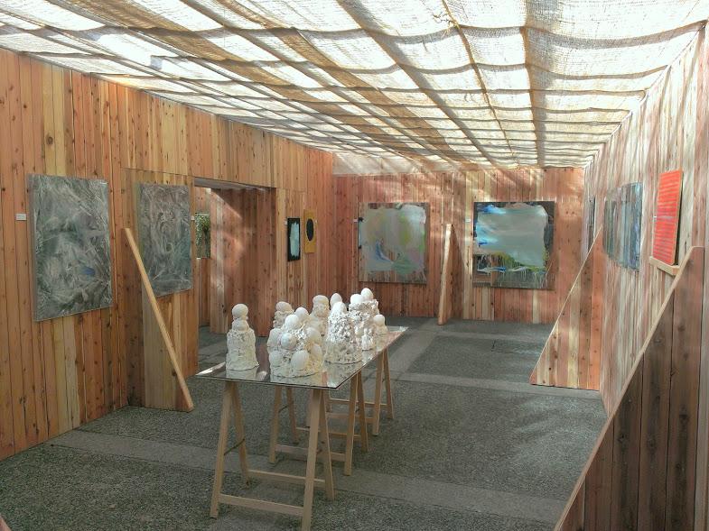 ニコライ・バーグマンとデンマークのモダンアート展