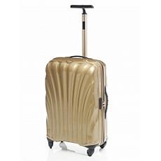 サムソナイト Cosmolite スーツケース ゴールド