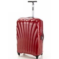 サムソナイト コスモライト スーツケース レッド