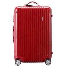 リモワ ポリカーボネイト SALSA スーツケース レッド